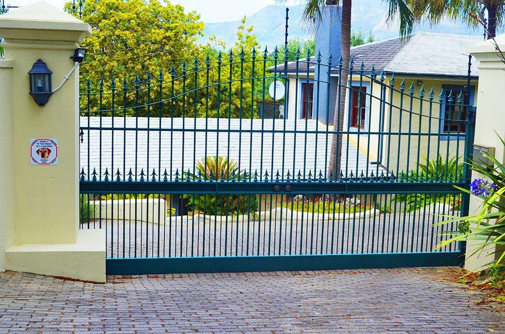 Driveway Gates - KRB Proofing Cape Town